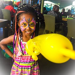 This butterfly tried to stab me... It's crazy out here in Africa!!! Lol #kayasadventures   #mybaby #myfamily #myprincess