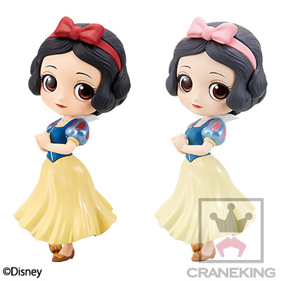 Q posket Disney Characters 白雪公主-Snow White-