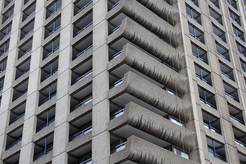 London - Barbican Estate