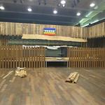 Räbi-Bock 2017 Aufbau