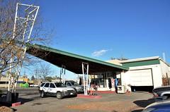 Colorado, Aurora, (former) Gas Station