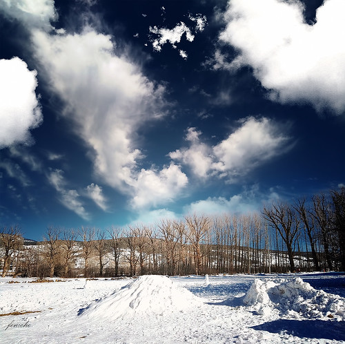 nieve  teruel