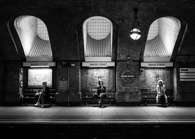 London in Mono #1