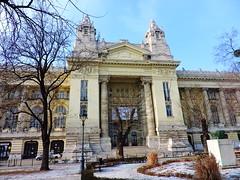 Stock Exchange Palace, Liberty Square (Szabadság tér), Budapest