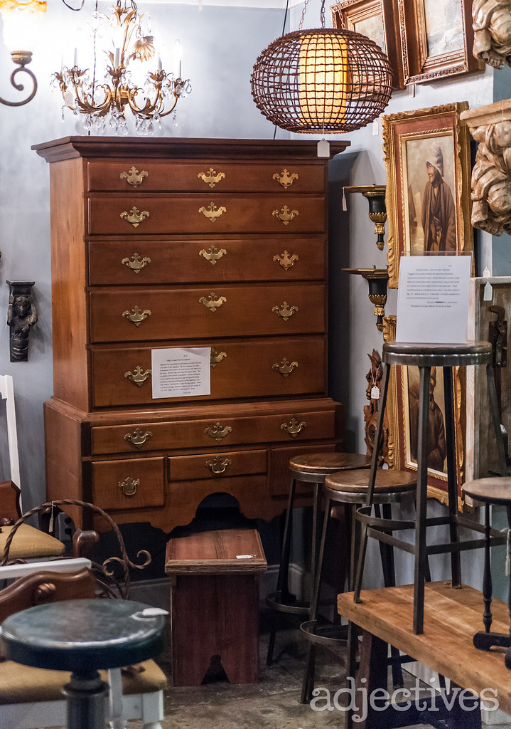 Adjectives Featured Find in Altamonte by Estate Antiques