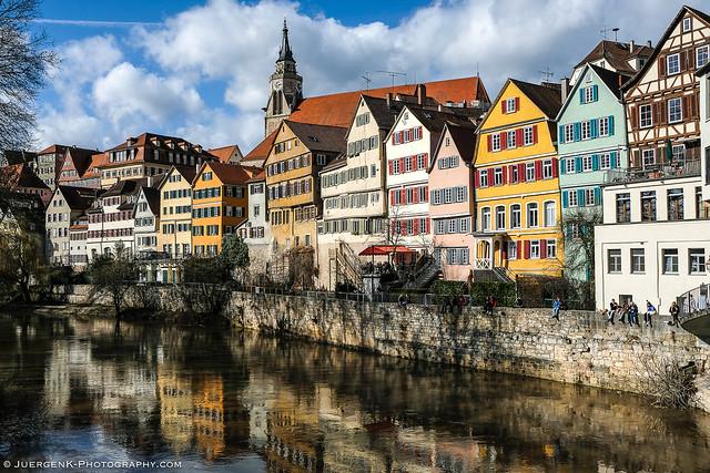 """Tübingen """"Skyline"""""""