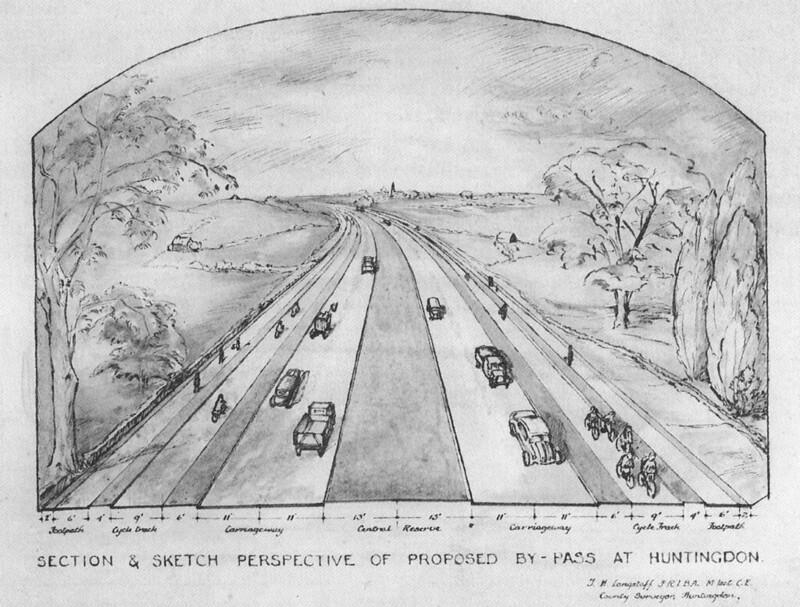 huntingdonbypass1957