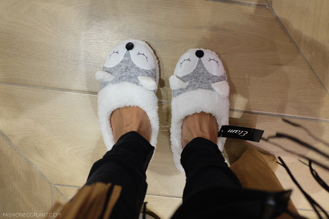 ETAM BEDROOM SLIPPERS