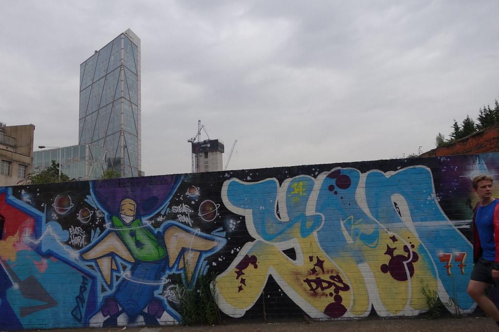 #LumiaStreet Art, Shoreditch Street Art Tour