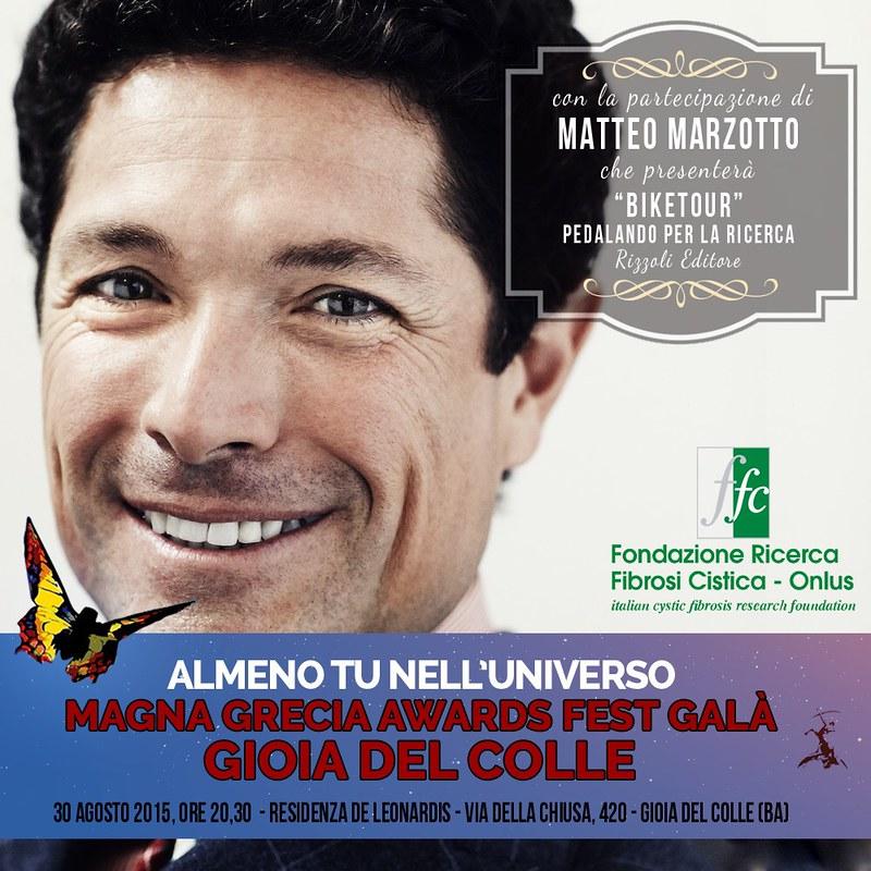 Manifesto Matteo Marzotto