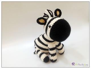 Oreo the Zebra