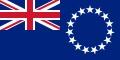 Vlajka Cookove ostrovy