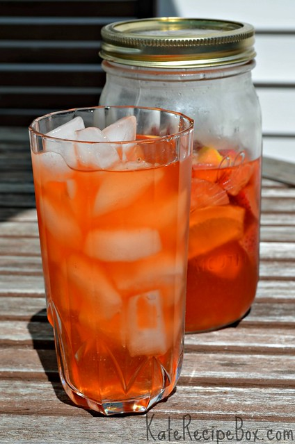 StrawberryLemonSunTea