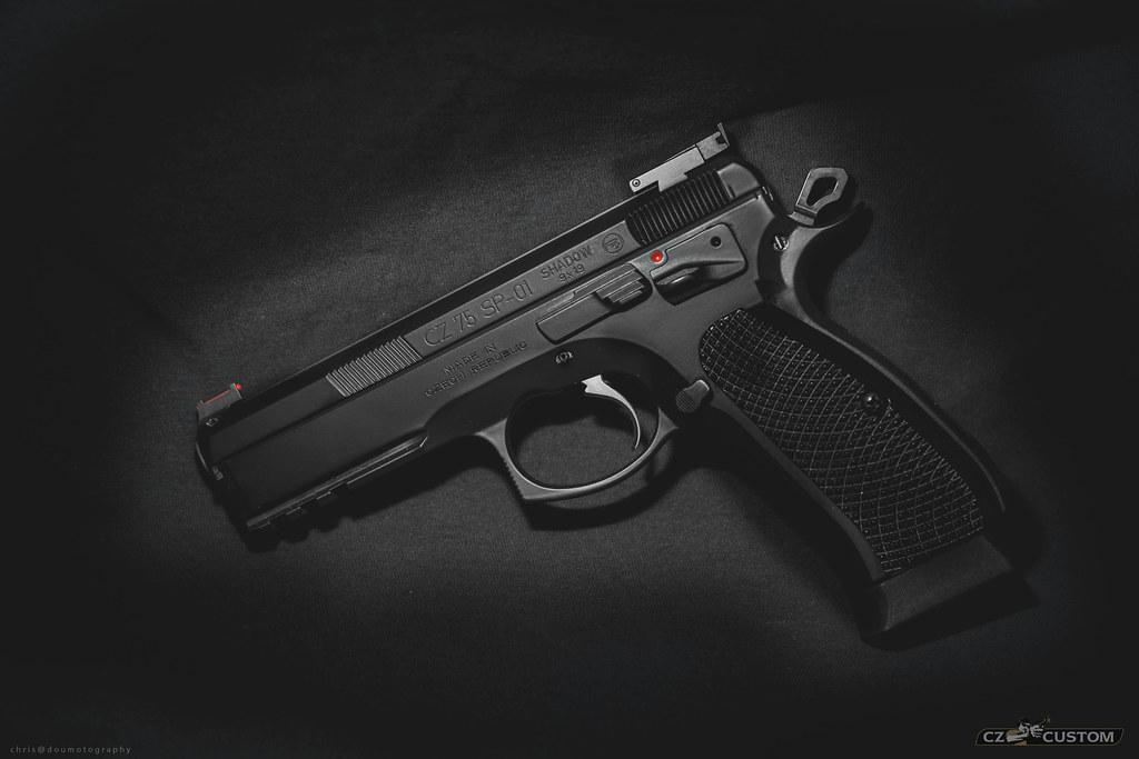CZ SP-01 Shadow Target II