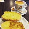 Cafe da manhã #cafedamanha #cafe #paonachapa #padaria #saopaulo