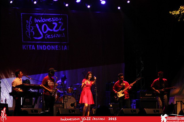Indonesian Jazz Festival 2015 - Lisseus(2)