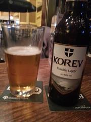 St Austell - Kornev Cornish Lager