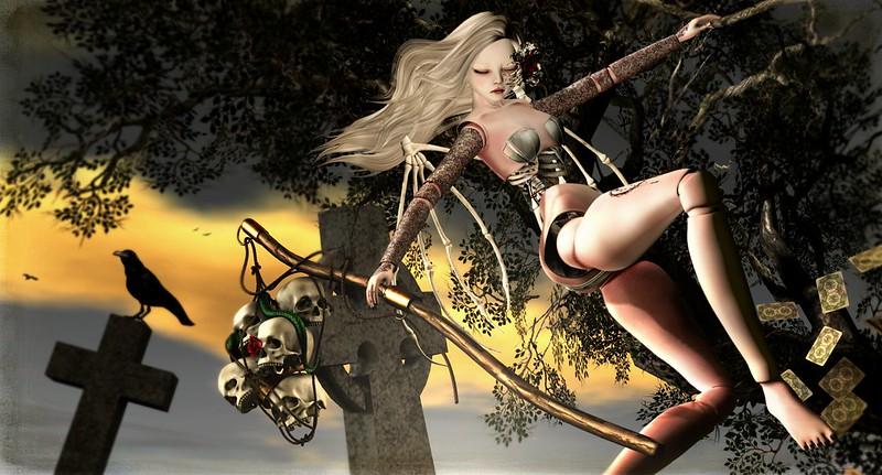 Reaper At Play