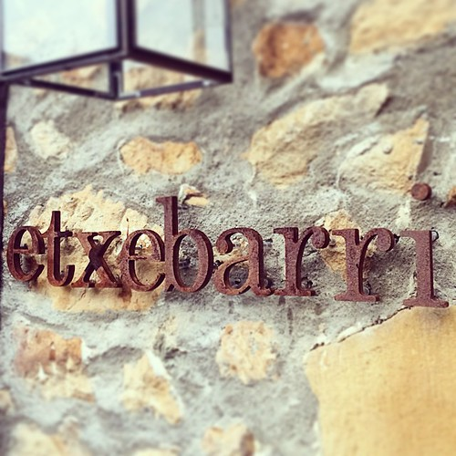Spectacular lunch at Asador Etxebarri near Bilboa to end our #basque adventure