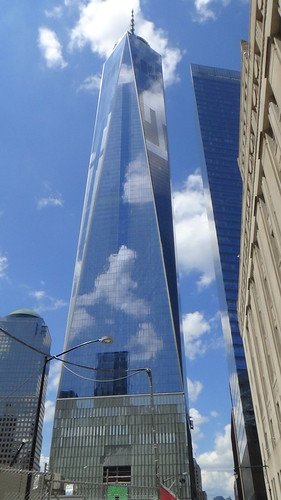 New York One World Trace Center Aug 15 7