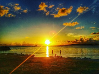 Each Sunset is unique, no Sunset is the same. #alohathursday #aloha #kissgoodnight #evening #sunshine #sunset #sunsetonthebeach #sun #sunrays #sky #sunphoto #luckyweliveinhawaii #instasky #nasa #beautifulday #aloha #photography #photographyhi #koloheboyfo