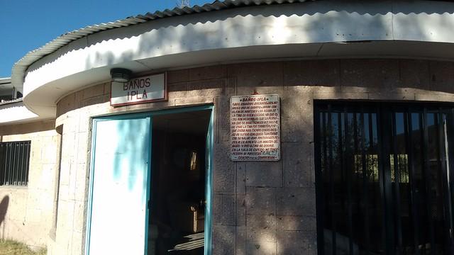 Baños Ipla, Mamiña, Tarapacá, Chile