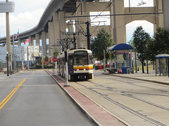 20150827 84 NFTA Light Rail,  Buffalo, New York
