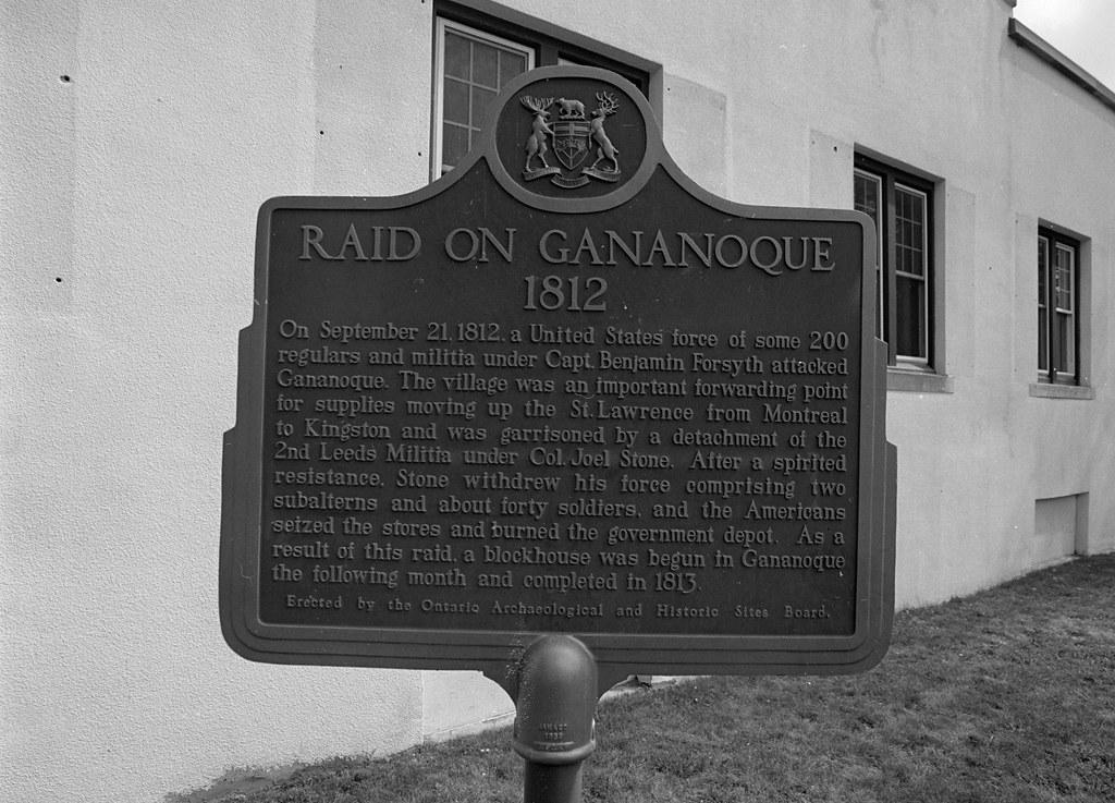 Project:1812 - Raid on Gananoque