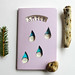 I like people who smile when it's raining by Heidi Burton / Making Strangers
