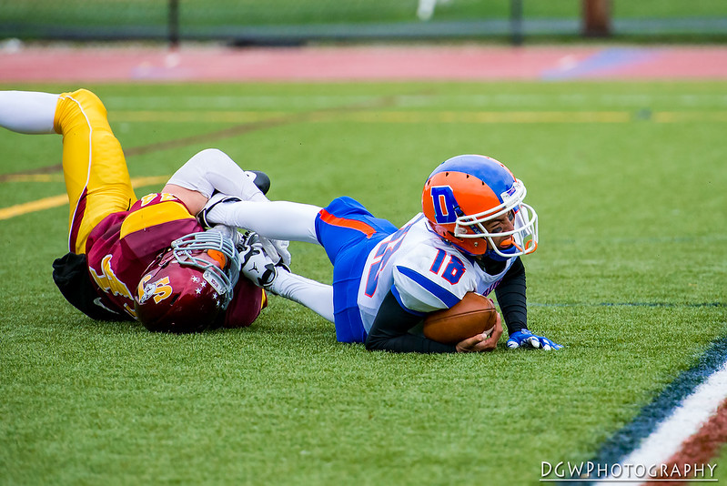 St. Joseph vs. Danbury High - High School Football