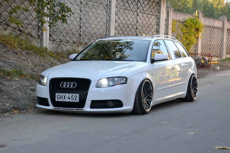 Zoml: Audi A4 B7 Avant //Mätäs Crew - Sivu 2 21843419178_41d01b11b9_c