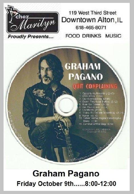 Graham Pagano 10-9-15