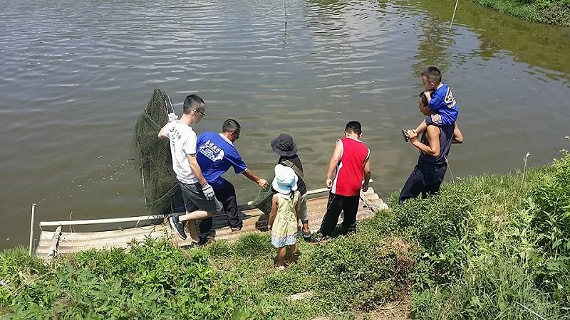 嘉義東石漁村體驗小旅行10