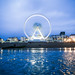Brighton Wheel at Dusk by lomokev