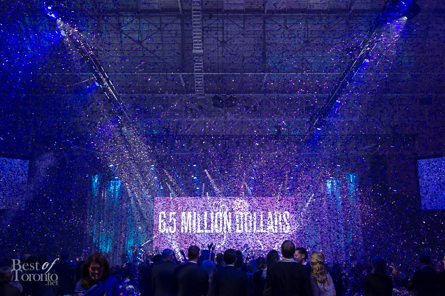 This year's David Foster Foundation Gala raises $6.5 milllion dollars