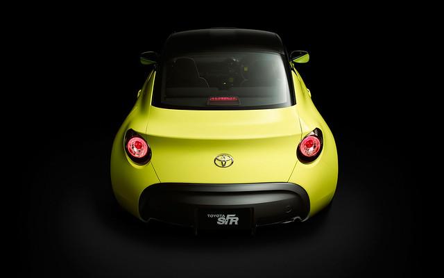 2015 Toyota S-FR