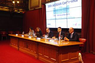 39º Congreso de la Asociación Española de Estudios Anglo-Norteamericanos, AEDEAN