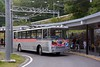 Photo:関電トンネルトロリーバス / Kanden Tunnel Trolleybus By Kentaro Ohno