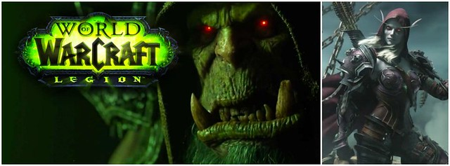 World of Warcraft Legion ya disponible en preventa