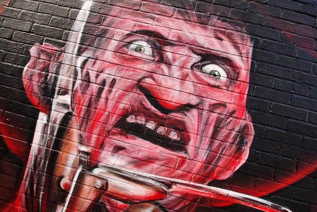 Freddy Krueger, Manchester
