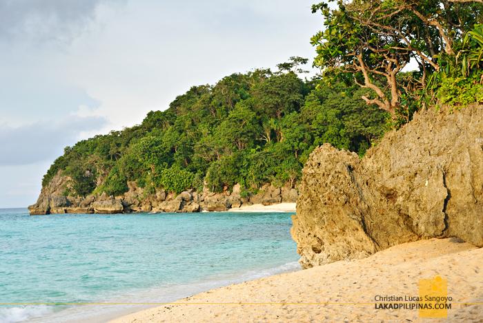 Puka Beach Boracay