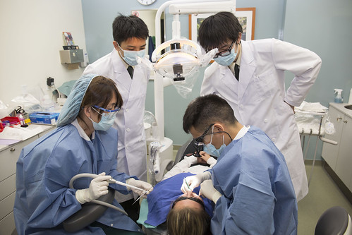 DENTAC-J hosts JSDF dental residents