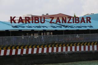 Welcome to Zanzibar.