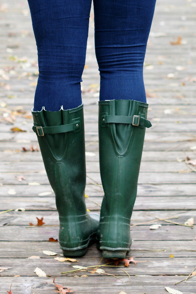 franish boots for thicker calves