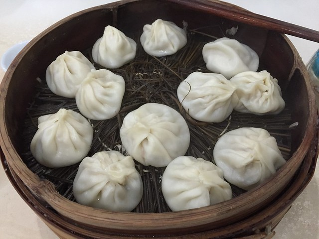 Pork xiao long bao - Jia Jia Tang Bao