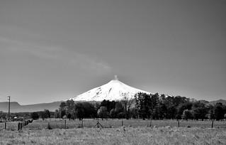 Volcan Villarrica - 2841m