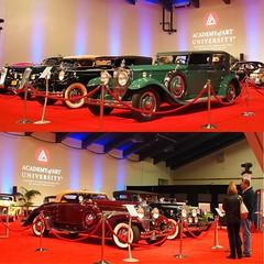 58th San Francisco International Auto Show,Academy of Art University Display