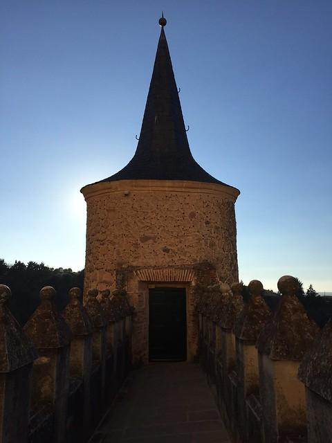 Alcazar of Segovia, Spain