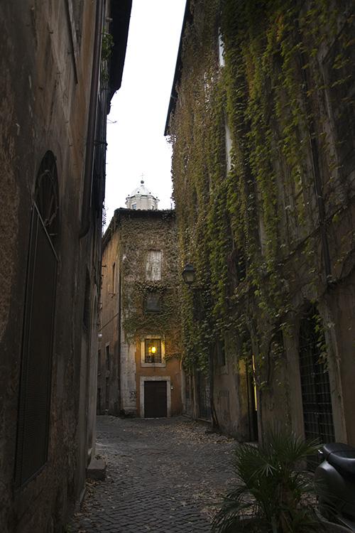 Rome Near Via dei Coronari