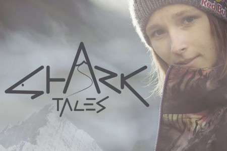 """Nejen prkno, ale i kamera a scénář. Šárka Pančochová uvádí: """"Shark Tales"""""""